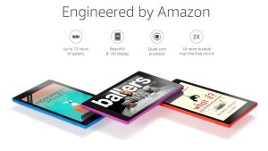 Amazon Announces All-New: Fire HD 8