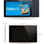 Mozilla Firefox Tablet Specs Leaked