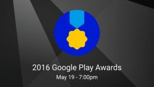 Google Announces Google Play Awards