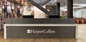HarperCollins e-Book Sales Increase by 3%