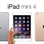 Apple iPad Mini 4 vs the iPad Mini 3