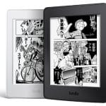 Amazon Launches Manga Model Kindle in Japan with 32GB of Storage