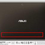 Asus Eee Pad TF101 hits FCC