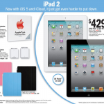 iPad 2 (16 GB Wi-Fi) for $429 from Meijer Until February 25