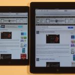 Apple iPad 3 and iPad Mini Comparison
