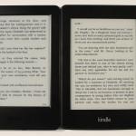 Amazon Kindle Basic Touch vs Kindle Paperwhite 2