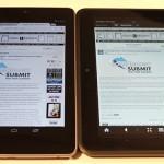 Amazon Kindle Fire HD 7 vs. Google Nexus 7