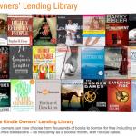 Amazon Kindle Lending Library Tops 100,000 eBooks