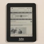 Review of the Kobo Mini eReader