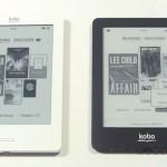Kobo Touch vs. the Kobo Glo