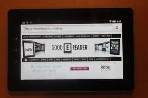 Kobo Vox Review – Full Hands On