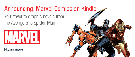 marvel comics amazon