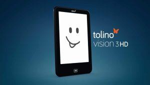 Tolino Vision 3 HD Review