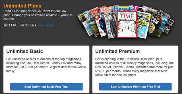 Next Media Launches Netflix Style Magazine Subscription