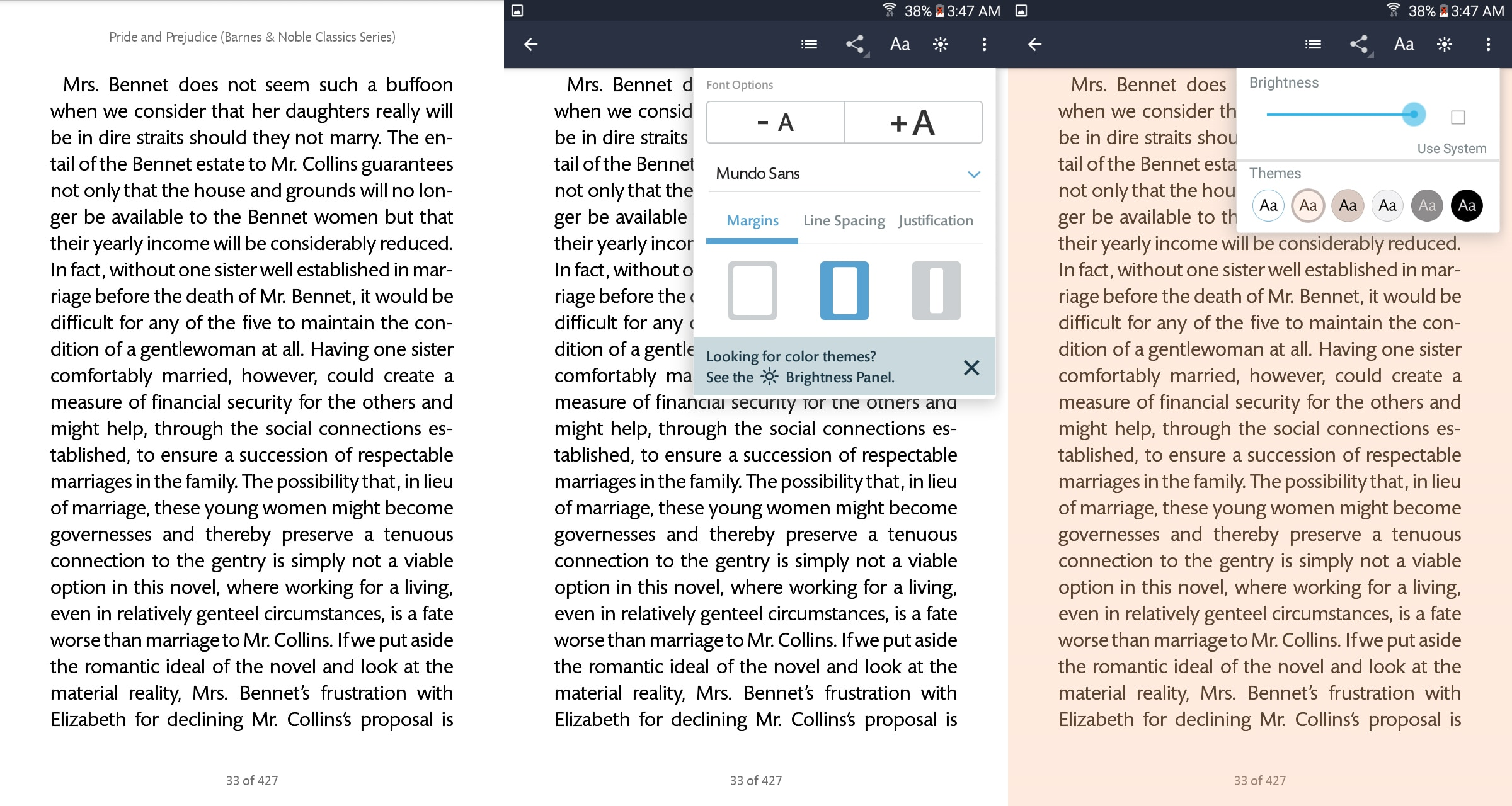 nook e-reading app
