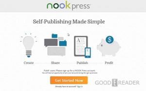 Barnes and Noble Introduces eBook Publishing Platform – Nook Press