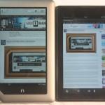 Nook Tablet VS Kindle Fire Comparison