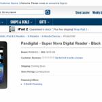 Pandigital Super Nova Soon Available at Best Buy
