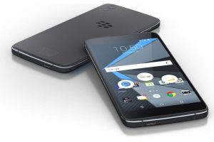 Blackberry will no longer design their own smartphones