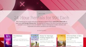 Google Hopes Renting eBooks will gain them more customers
