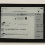Pocketbook Sense e-Reader Review
