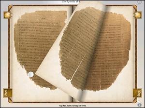 Ru 130104 papyrus