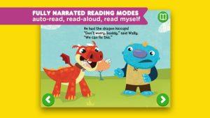 Nickelodeon Releases Nick Jr. e-Reading App