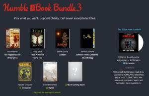 Humble Bundle Generated $6.1 Million in e-book revenue