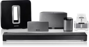 Audiobooks Can Now be Enjoyed on Sonos Home Sound Systems