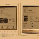 Sony PRS-T1 Vs. the Sony PRS-T2