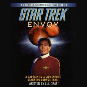 Hoopla Now Offers Star Trek Audiobooks