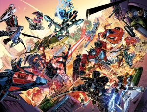 IDW Comics now available on ComicBlitz