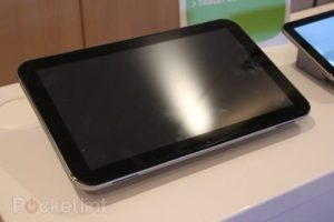 New Toshiba Tablet With 13.3-inch Display Revealed