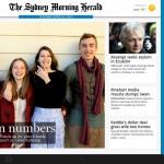 Digital Newspapers Grows 15% in Australia during 2014