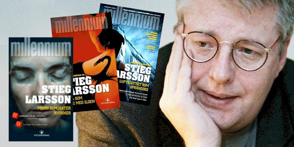 Image result for Stieg Larsson