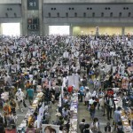 550,000 People Attended Comiket 88 in Tokyo