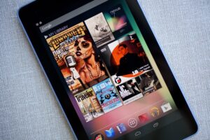 Google will soon announce a new Nexus 7 tablet