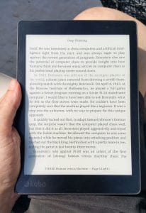 Kobo Aura One - A Near Perfect eReader