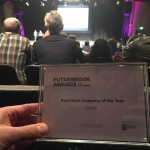Reedsy wins Futurebook Tech Startup of the Year