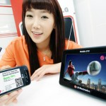Android driven LG Tablet to put in a CES Appearance