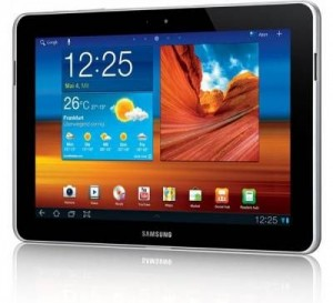 Samsung Galaxy Tab 10.1N fails to impress Apple, seeking ban in Germany