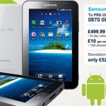 Carphone Warehouse now accepting pre-orders of Galaxy Tab