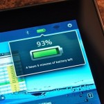 RIM Playbook to better the iPad in battery life
