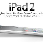 Apple iPad 2 Revealed