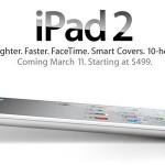 Apple iPad 2 Revealed