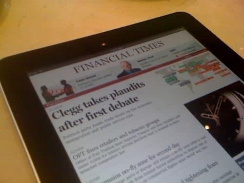 12-The-Financial-Times | Good e-Reader