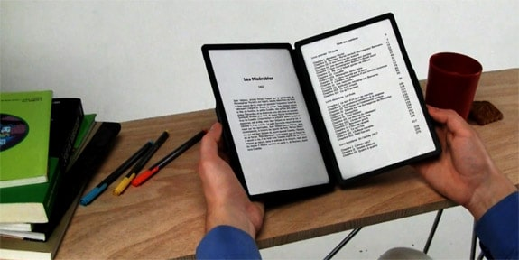 Best Ebook Reader 2020 A dual screen e reader is looking likely for 2020