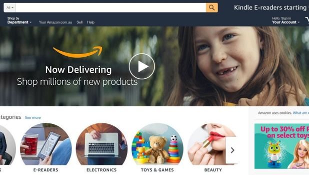 Amazon Australia Is Officially Here (For Real This Time, No Jokes, OK?)