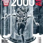 Digital Dredd: Jumping onto 2000AD with Prog 1824