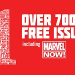 Comixology Experiencing Massive Problems with Free Marvel Comics